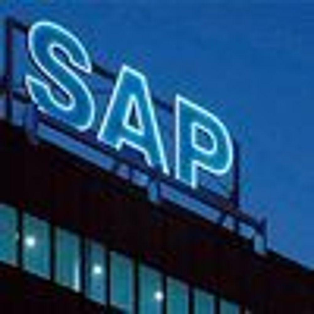 SAP tilbake og står i mot Oracles offensiv