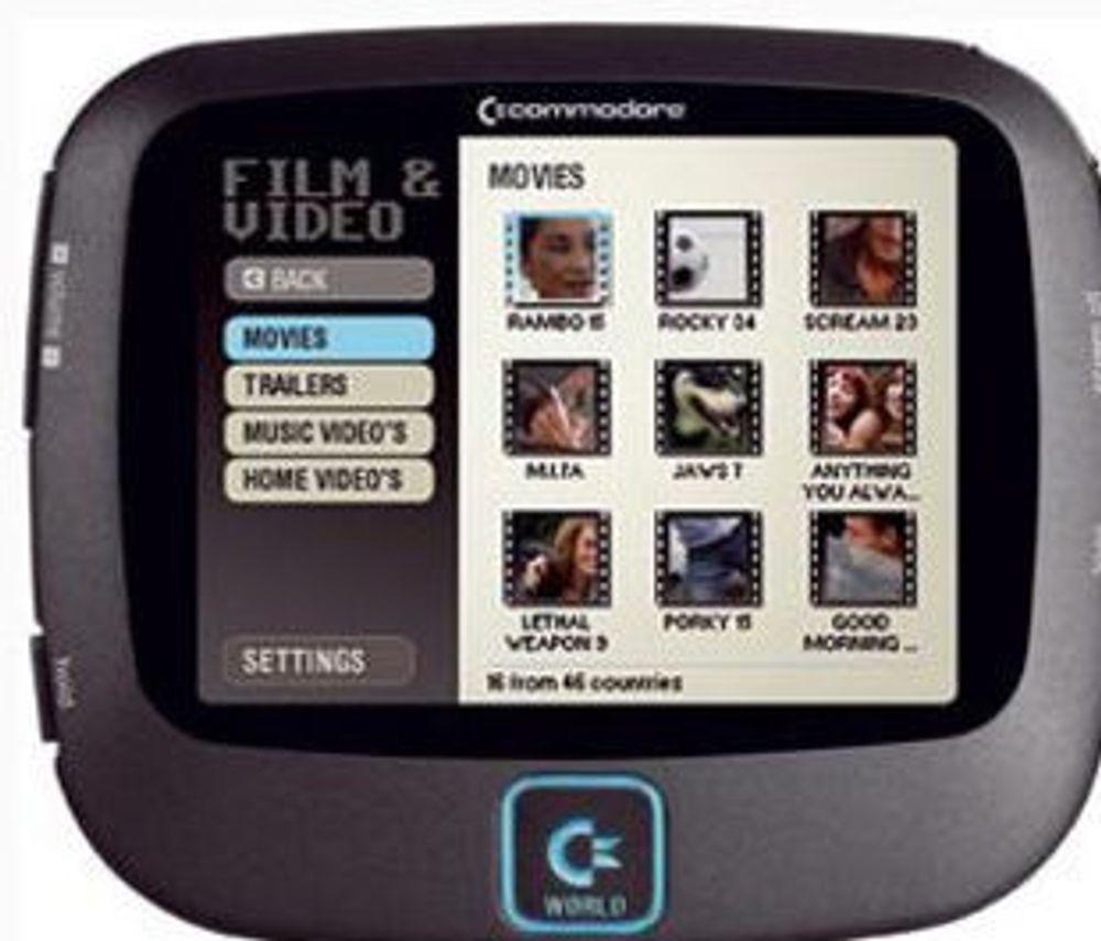Commodore lover nye produkter enda en gang