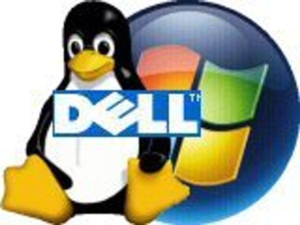 Dell innrømmer å vurdere Linux-PC-er