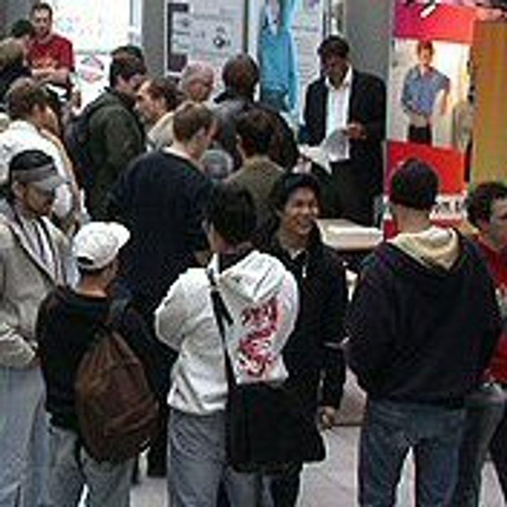 Studenter får tilbud om Microsoft-karriere
