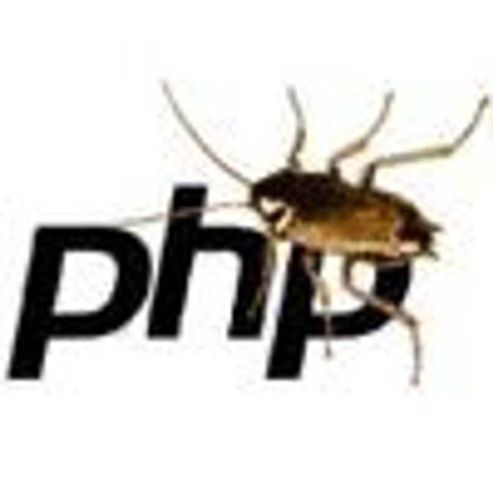 Vil avsløre en PHP-feil daglig i hele mars