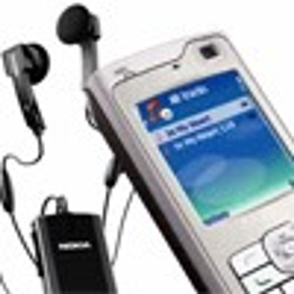 Flere velger Nokia og Sony Ericsson