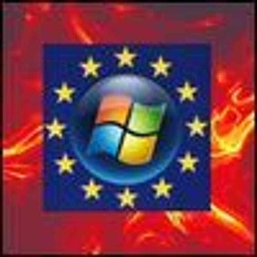 EU truer Microsoft med nye rekordbøter
