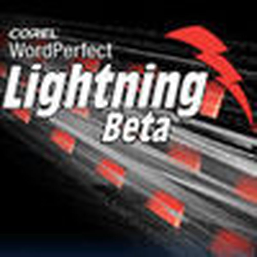 Hybrid produktivitet med lett WordPerfect