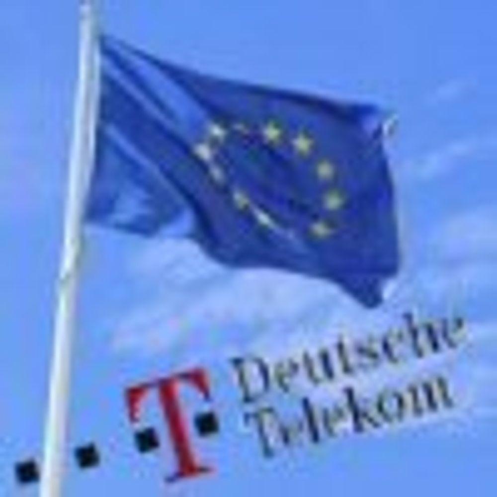 EU-offensiv mot Deutsche Telekom