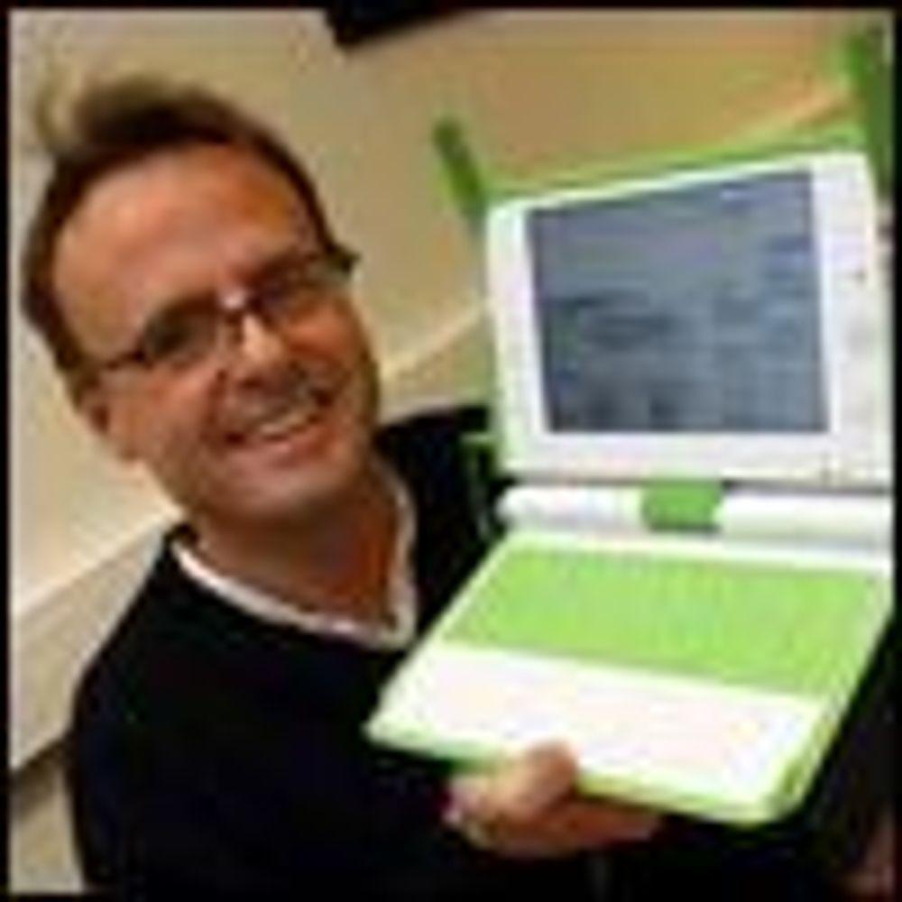 Last ned OLPC og bruk den på egen maskin