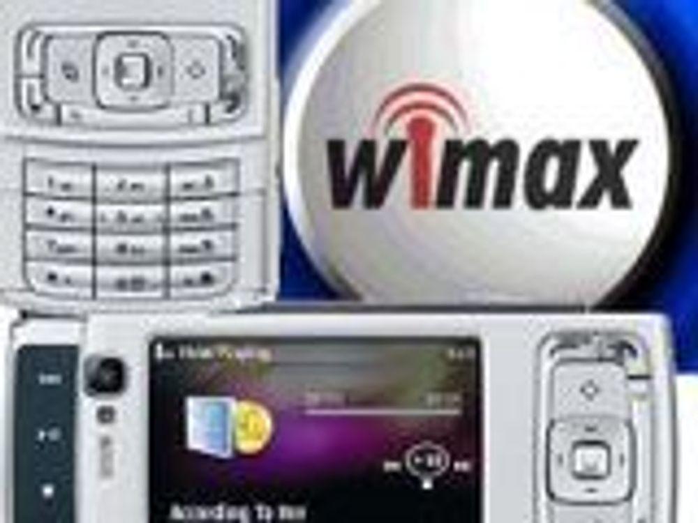 Nokia lover Wimax-mobiler i 2008