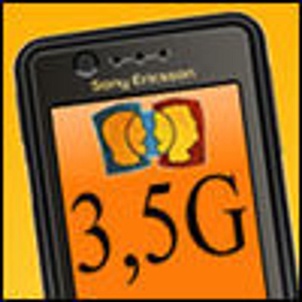 Endelig skal 3G-nettet gi ekte bredbånd