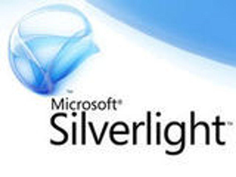 Microsoft med Flash-alternativ for nettleseren