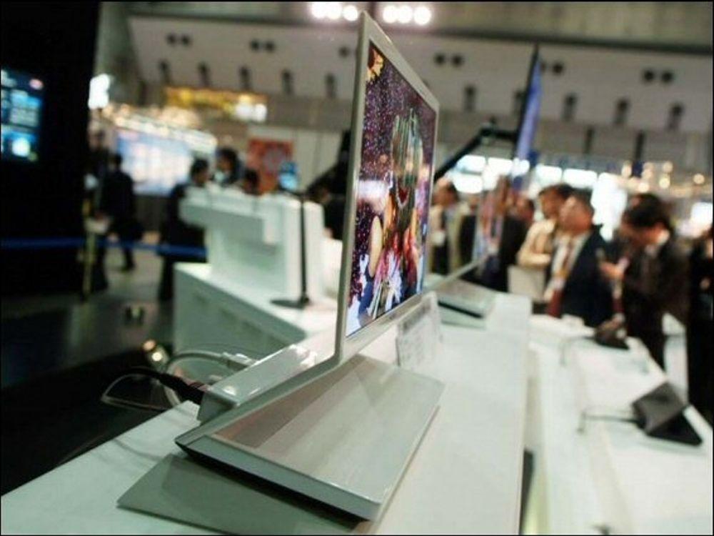 Snart kommer TV-er med OLED-skjerm