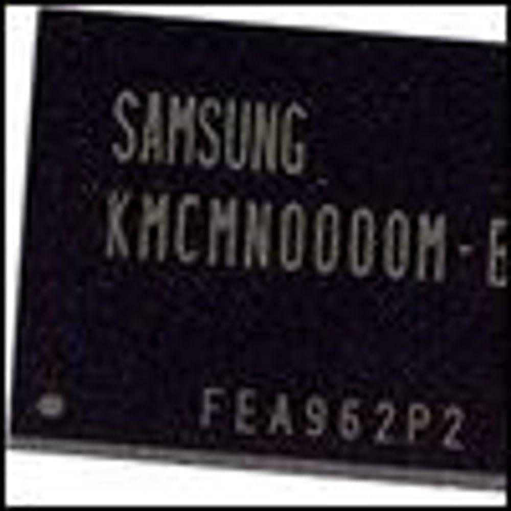 Samsungs overskudd ble kraftig redusert