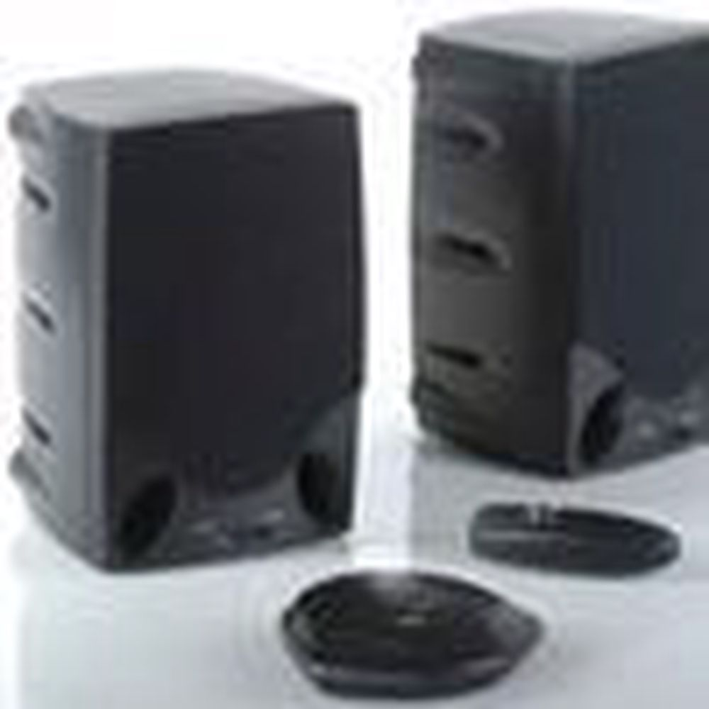 Vinn trådløse høyttalere med fjernkontroll