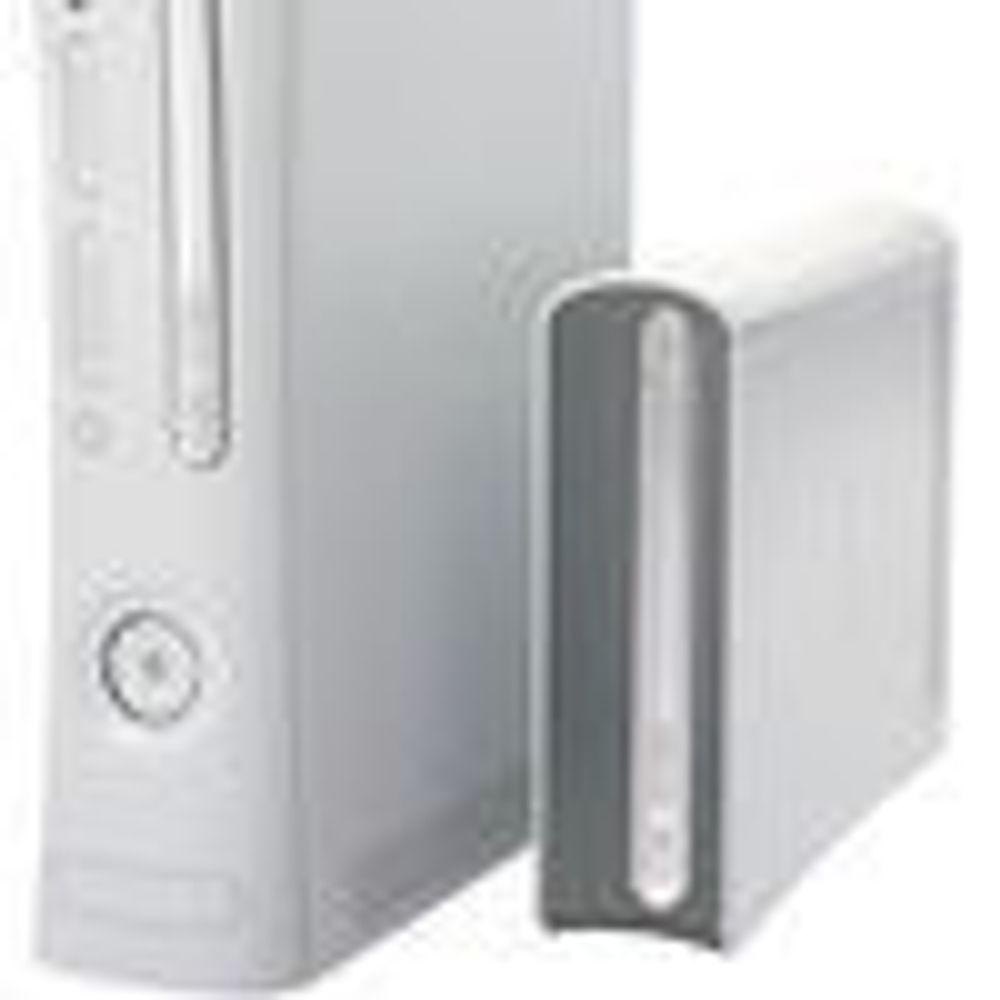 Bruker Xbox-spiller til kopiere HD-film