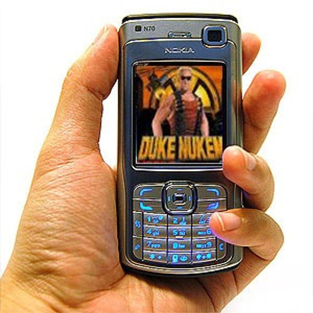 Nesten alle tiåringene har mobiltelefon