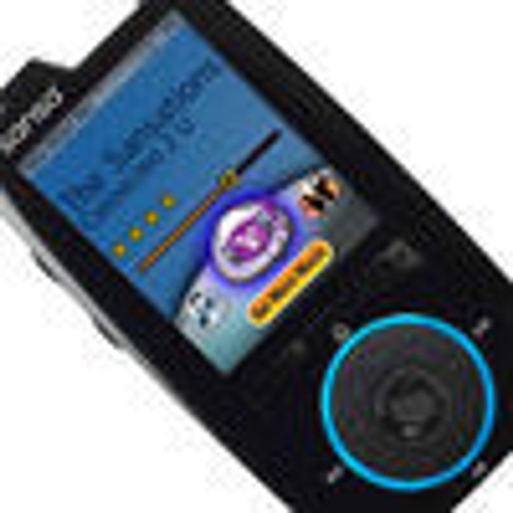 Utfordrer iPod med trådløst musikksalg
