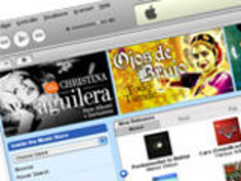 Mot rask avgjørelse i iTunes-sak