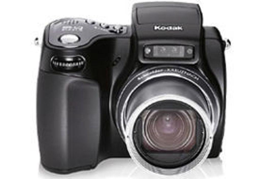 Kodak gir opp all kamera-produksjon