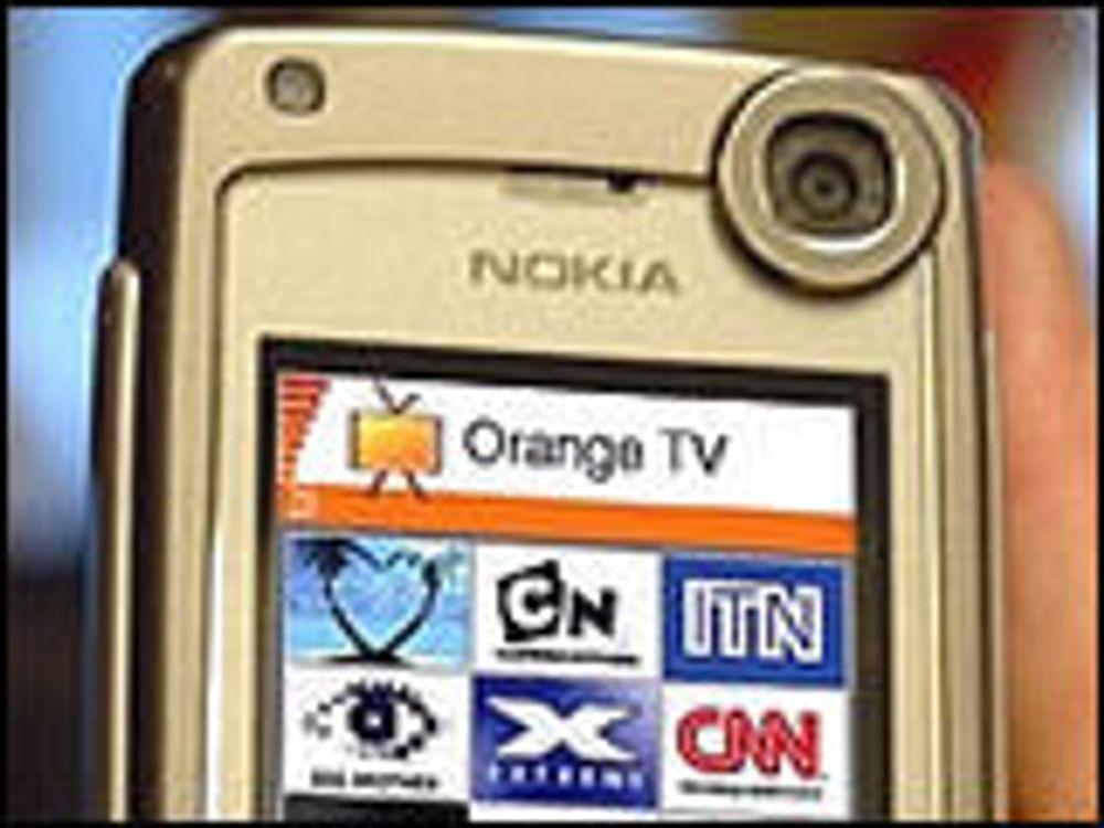Mobilkjempe sier nei til NRKs mobil-valg