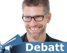 John Eivind Hallén er daglig leder i appbyrået Shortcut.