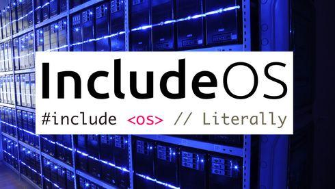 Nå er det norske operativsystemet IncludeOS klar til bruk