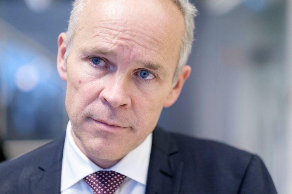 SMART MED DIGITAL POST, sier kommunal- og moderniseringsminister Jan Tore Sanner (H).