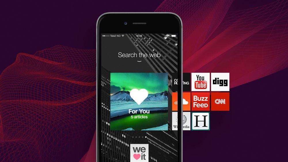 Den største nyheten i denne utgaven av Opera Coast handler om hvordan man får raskt tilgang til de mest aktuelle nyhetene direkte fra hjemmeskjermen til nettleseren.