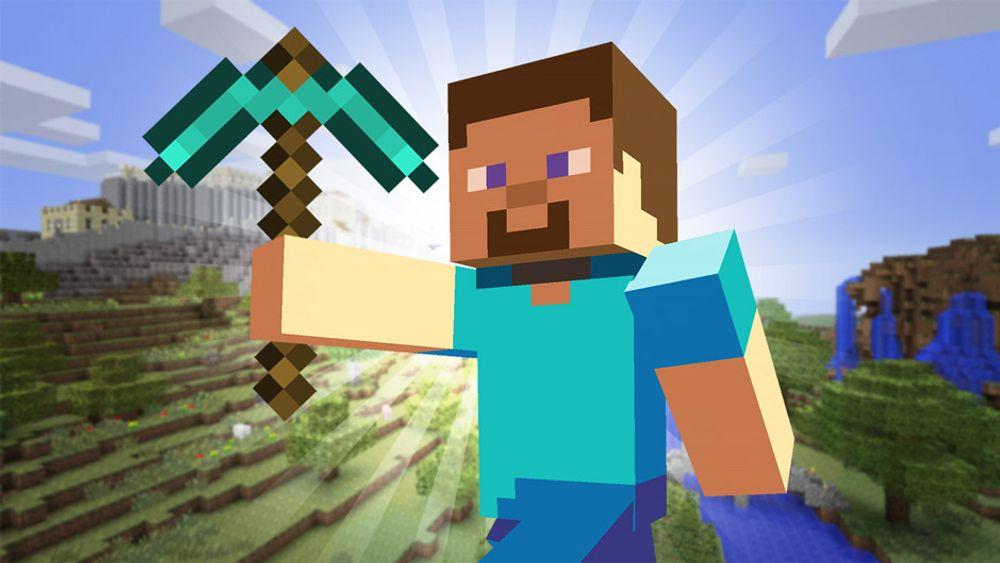 Microsoft inngår samarbeid med Code.org for å la elever lære seg programmering med spillet Minecraft.
