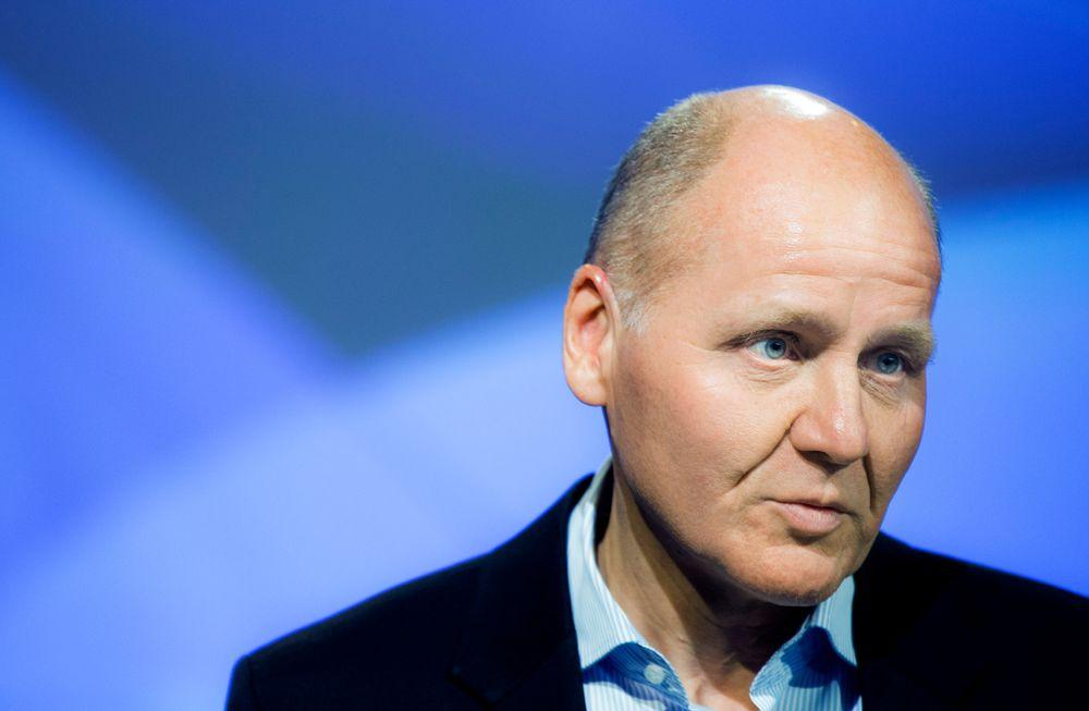 ALLE STEINER SKAL SNUS sier Telenors konsernsjef Sigve Brekke om selskapets håndtering av korrupsjonsskandalen.