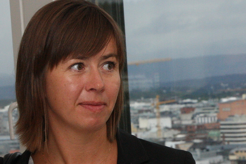 IKT-Norges nye toppsjef Heidi Austlid forventer at statsbudsjettet byr på en sammenhengende satsing for digitalisering av offentlig sektor.