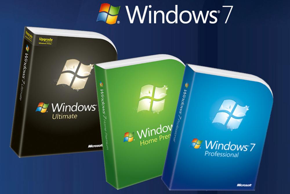 FÅR LEVE LITT TIL: Windows 7 har på godt og vondt overtatt rollen XP hadde i årevis – det aldrende, men soleklart mest populære operativsystemet i verden.
