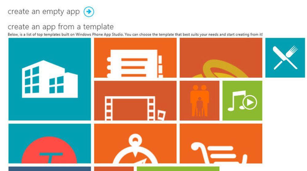 Windows Phone App Studio har fått langt større interesse enn hva Microsoft forventet da den ble lansert tidligere denne uken.