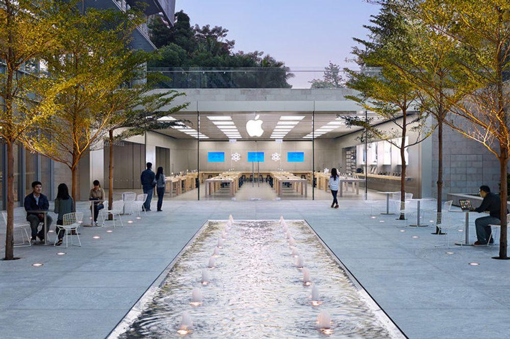 Kina blir stadig viktigere for Apple, og er nå dominerende når det gjelder inntekter fra App Store.