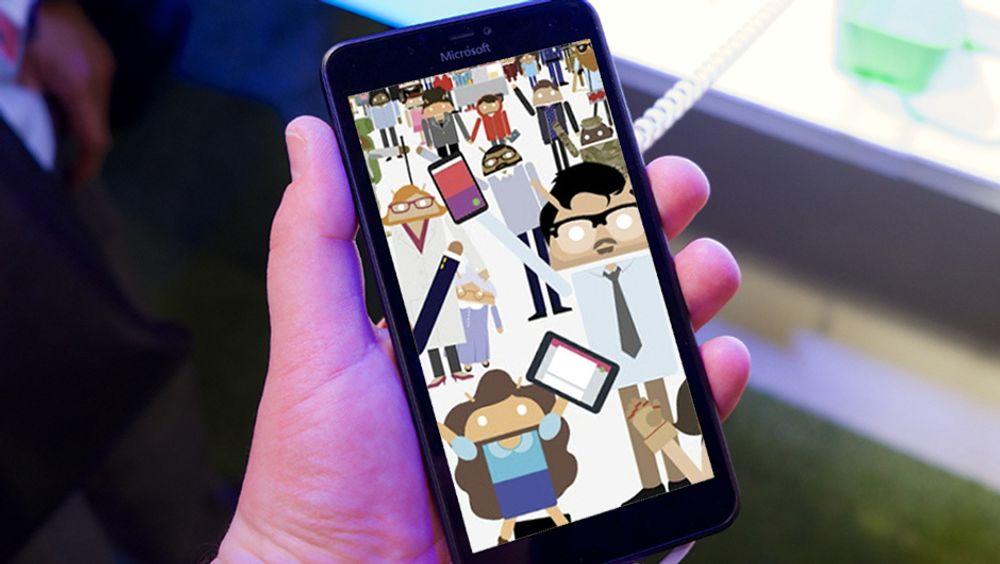 Uansett hva som er hensikten med Microsofts massive utgivelser av Android-apper, kan nettopp Android være en livbøye for selskapets mobilsatsning dersom heller ikke Windows 10 Mobile lykkes.