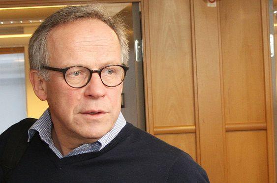 Lars Peder Brekk, direktør, Brønnøysundregistrene.