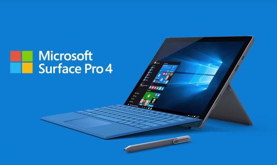 Surface Pro 4 virker til å være en skikkelig solid oppdatering, med mer kraft, bedre penn og langt bedre tastatur, samt støtte for Windows Hello.