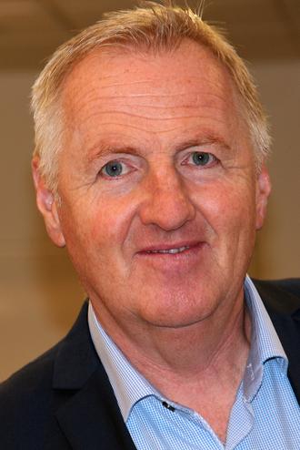 Torgeir Strypet er avdelingsdirektør i Difi.