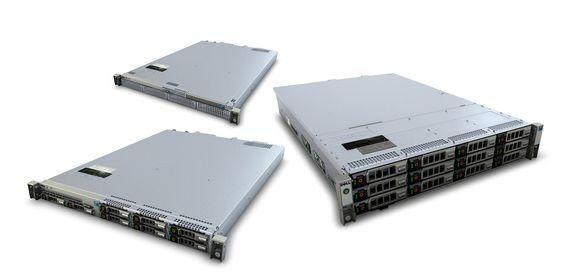 Dell DSS-modellene 1500, 1510 og 2500.
