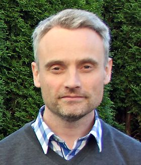 Geir Venneborg i Dell Norge