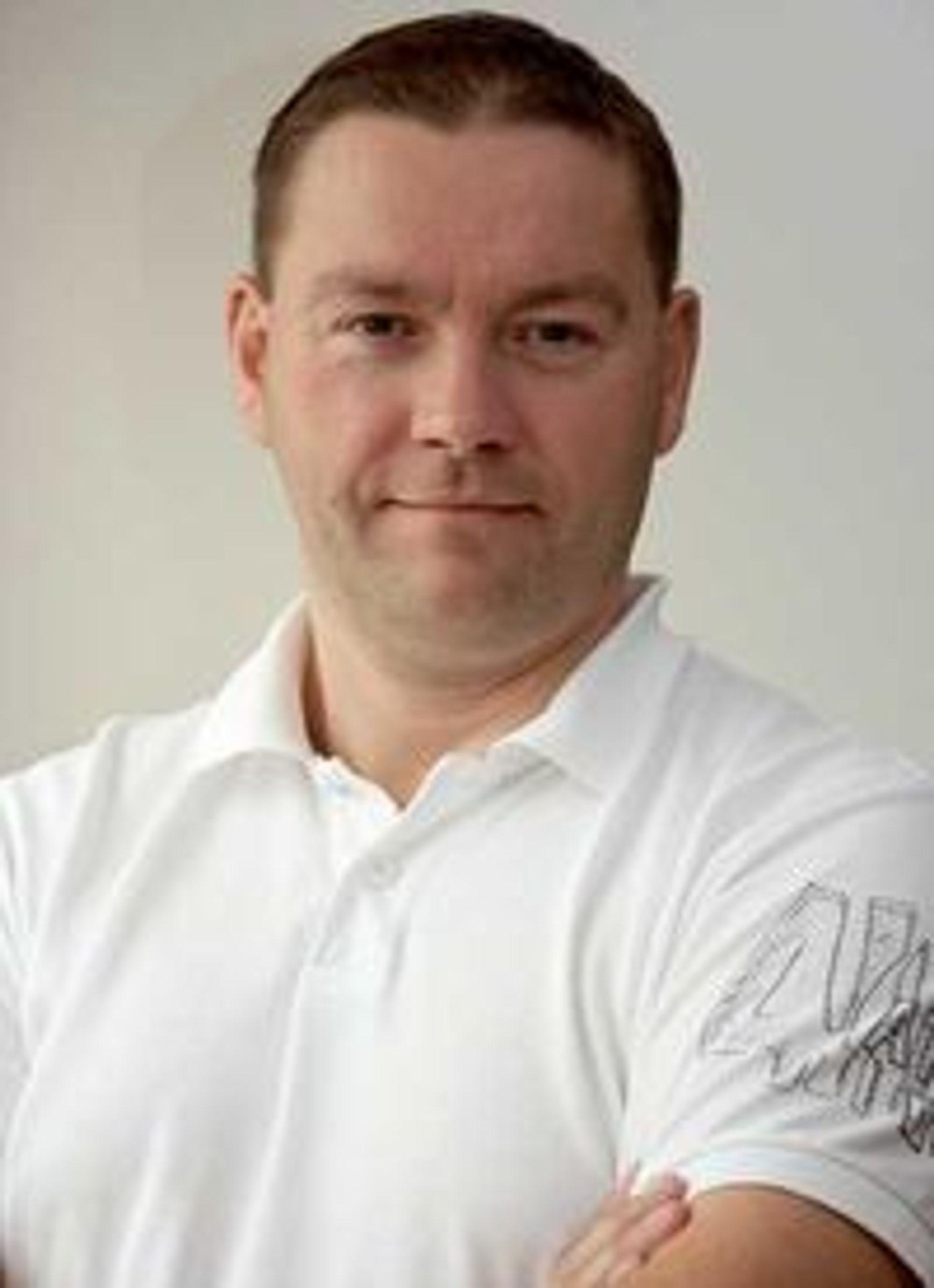 Per Øyvind Thorsheim, sikkerhetsrådgiver i EDB Ergogroup