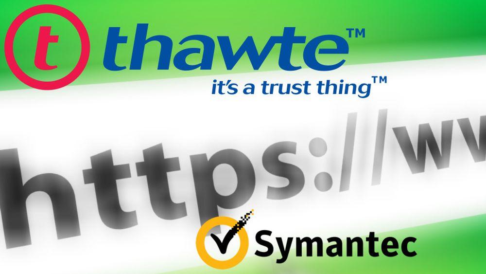 Tillit er det sentrale ved utstedelse av sikkerhetssertifikater. For øyeblikket er Googles tillitt til Symantecs sertifikatmyndighet tilsynelatende temmelig frynsete.