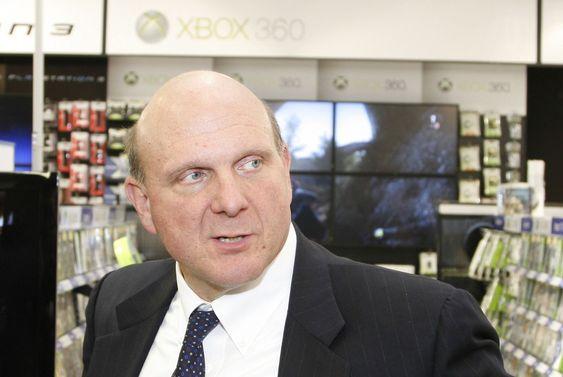 Madden er Steve Ballmers favorittspill på X-Box. - Det er det ene spillet jeg kan spille med ungene mine uten å bli drept, sa Steve Ballmer til digi.no.