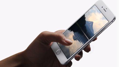 iPhone-salget har falt kraftig, men ikke så mye som ventet