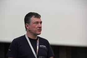 Chester Wisniewski i 2016