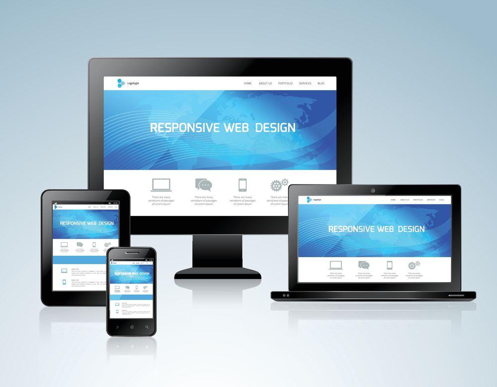 Stadig flere norske nettsteder tar i bruk responsive design.