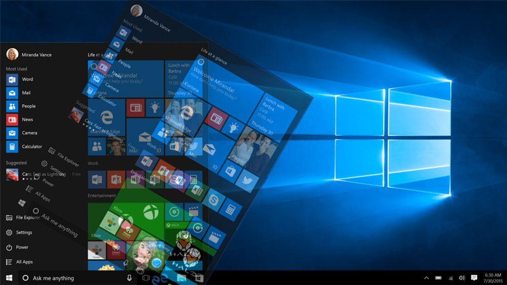 Er du blitt tvangsoppgradert til Windows 10?