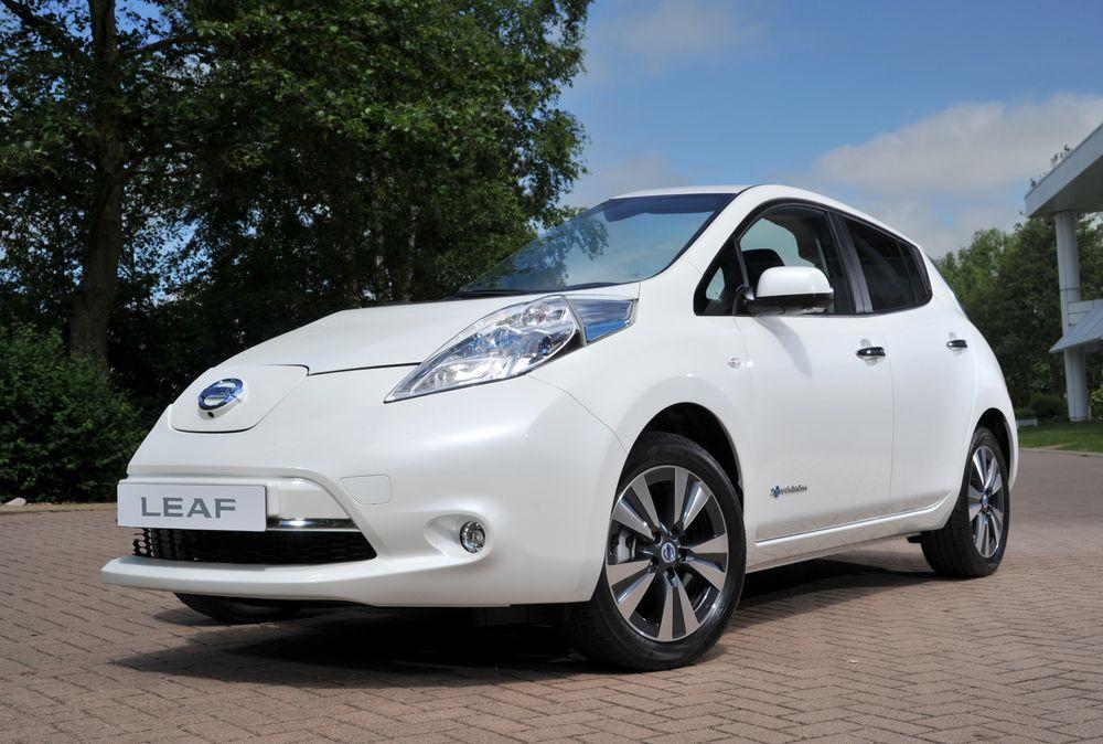 Informasjonssystemet til Nissan LEAF mangler enhver form for tilgangskontroll.