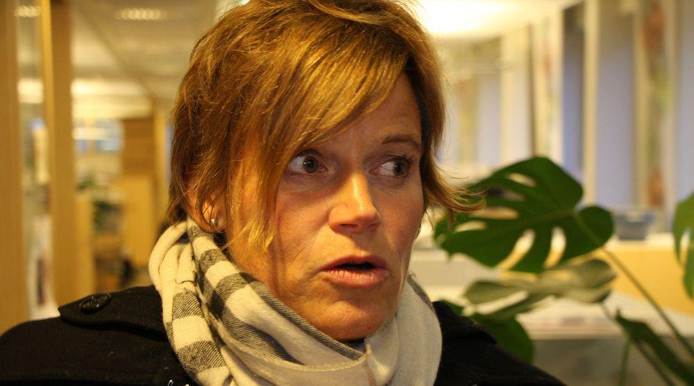 Bytter ut indrefilet-jobben med toppstilling i Evry: Kirsti Kierulf kalte muligheten hun fikk i KommIT for selve indrefilet-jobben innen digitalisering av offentlig sektor. Nå venter nye oppgaver i Norges største IT-selskap.