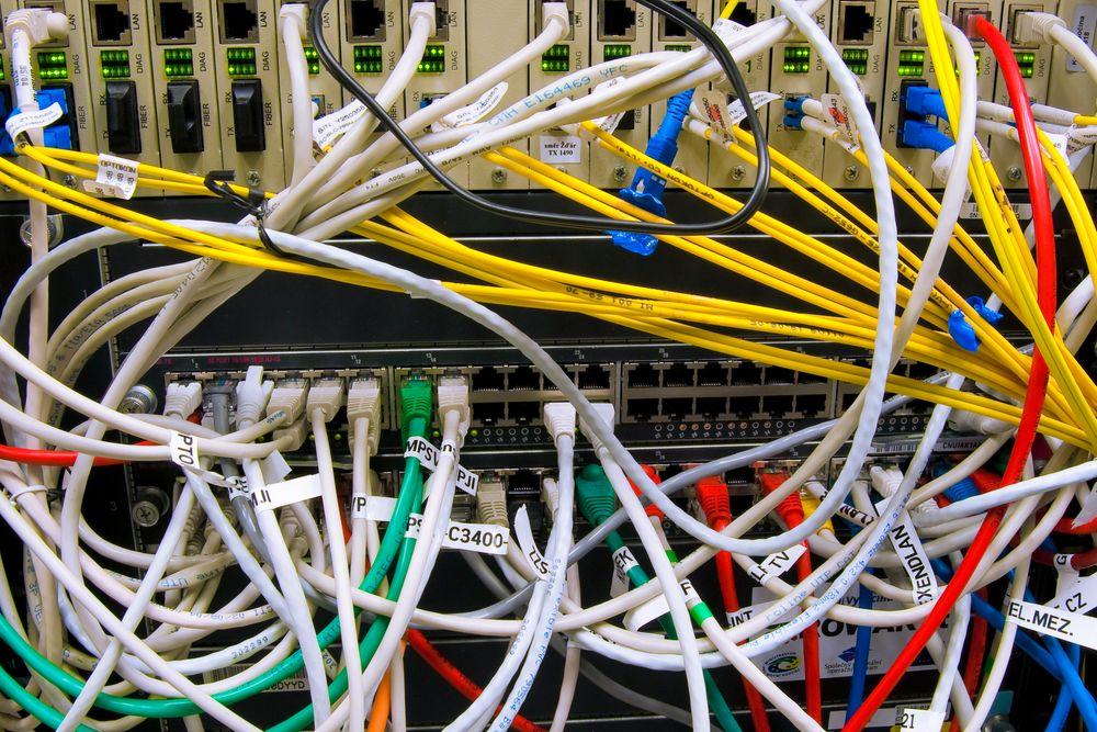 ÅPNER SEG FOR ANGREP: Cisco har avdekket at bare en liten andel av kundene oppdaterer nettverksutstyret.