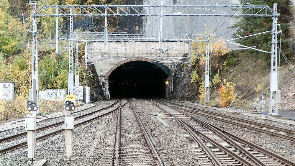 Lieråsen tunnel skal rehabiliteres for 100 millioner kroner årlig frem til 2023.