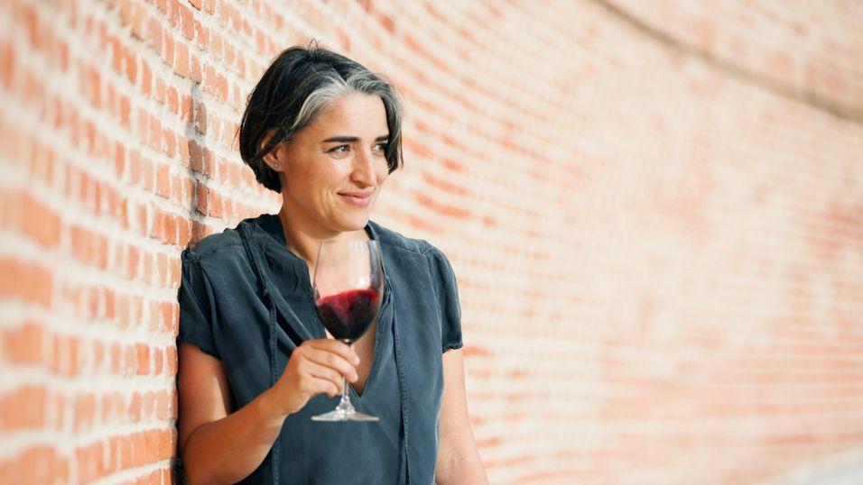 UKENS VIN: Hun lager noen saftige vinkupp som også gutta vil sette pris på